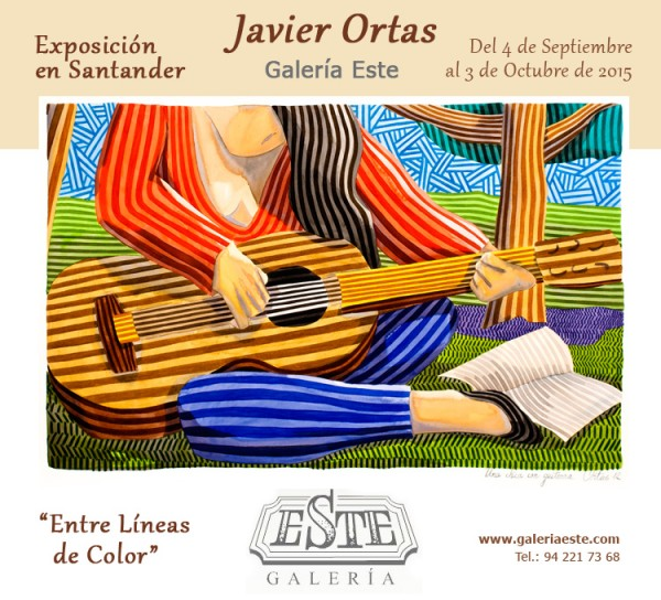 Exposición en Santander