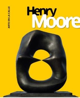 Henry Moore, Óvalo con Puntas, 1968-1970. Fundación Henry Moore: donación del artista en 1977 © The Henry Moore Foundation - Photo: Anita Feldman