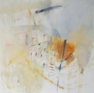 Rosa Padilla, Oton?o, 150x150 cm.