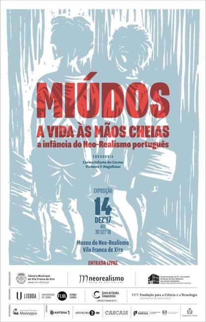 Miúdos, a vida às mãos cheias – A infância do Neo-Realismo português