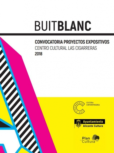 Buitblanc. Convocatoria de proyectos expositivos Centro Cultural Las Cigarreras 2018
