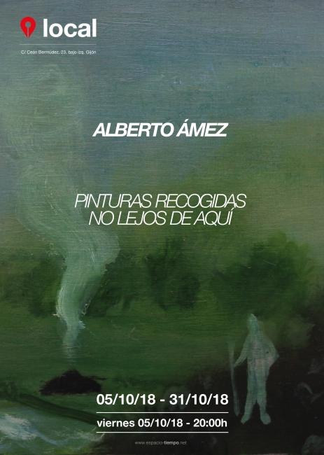 Alberto Ámez expo cartel
