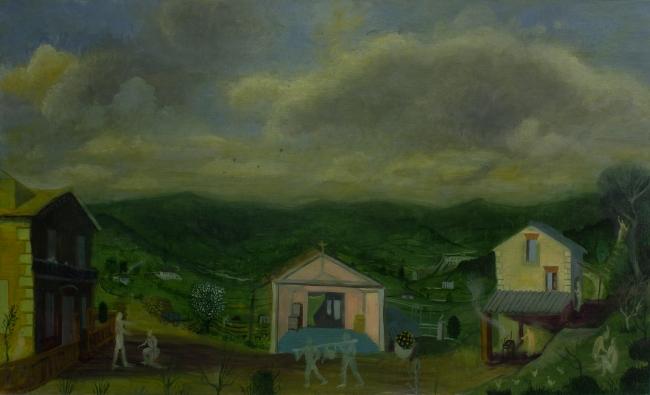 Alberto Amez. Las tres casas