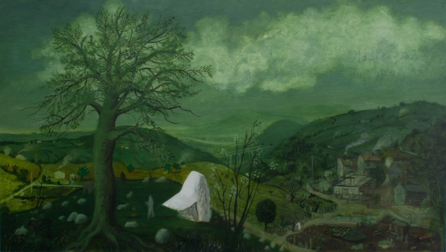 lberto Amez. Meditaciones de pintor