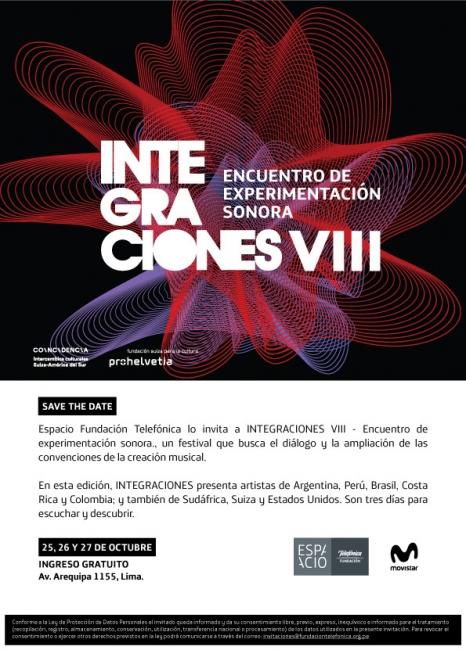 Integraciones VIII - Encuentro de experimentación sonora
