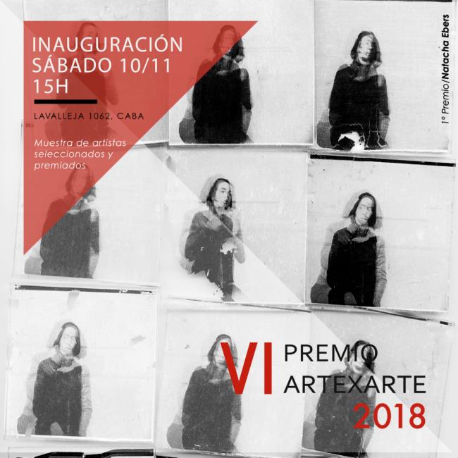 Premio ArtexArte 2018. Imagen cortesía ArtexArte. Fundación Alfonso y Luz Castillo