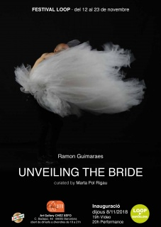 Ramon Guimaraes. Unveiling the bride