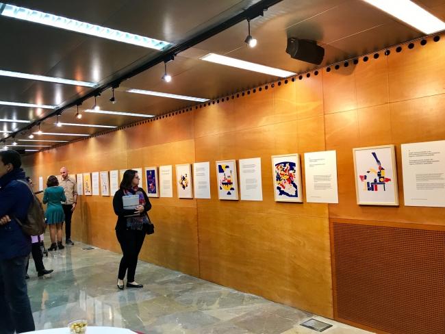"""Exposición """"ODS. Miradas desde la ilustración"""""""