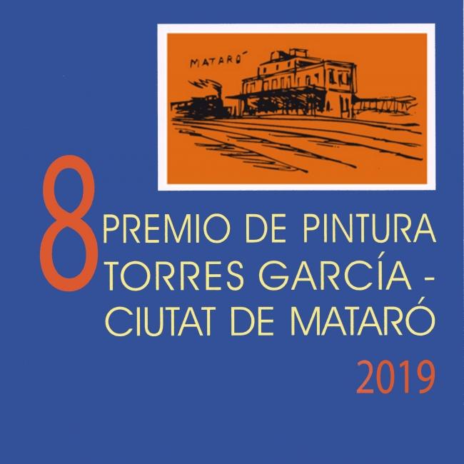 VIII Premi Biennal de Pintura Torres García-Ciutat de Mataró 2019