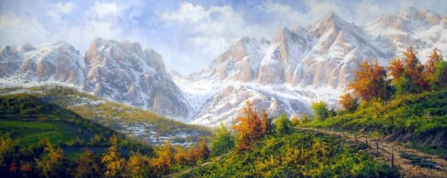 Macizo Oriental de los Picos de Europa