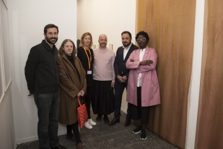 Entrega del XVI Premio ARCO Comunidad de Madrid para Jóvenes Artistas — Cortesía del Centro de Arte Dos de Mayo (CA2M)