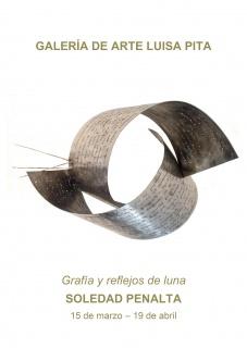 Soledad Penalta. Grafía y reflejos de luna
