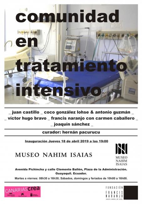 Comunidad en tratamiento intensivo