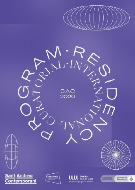 SAC Programa Internacional de Residencia Curatorial 2020
