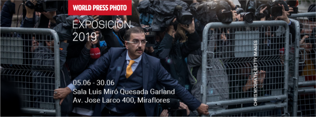 World Press Photo. Exposición 2019