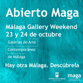 Abierto MAGA. Málaga Gallery Weekend