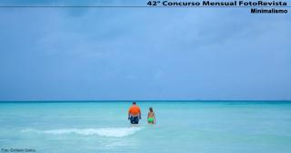 42º Concurso Mensual FotoRevista: Minimalismo