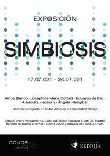 "Cartel de ""Simbiosis"""