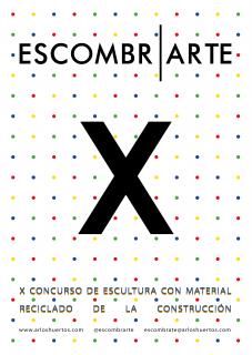 cartel anunciador del concurso
