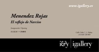 Menéndez Rojas | El reflejo de Narciso