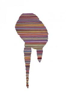 María García Ibañez, Dibujo, 2015, 35x27 cm.