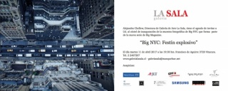 BIG NYC: Festín Explosivo