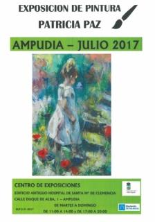 Exposición de Patricia Paz en Ampudia