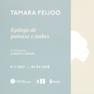 Tamara Feijoo. Epílogo de paisaxe e nubes