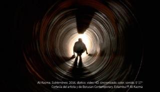 Lugares subterráneos. Imagen cortesía MUNTREF
