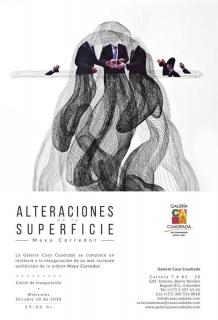 Alteraciones de la Superficie