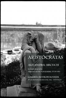 Aristócratas. Imagen cortesía Galería Metropolitana