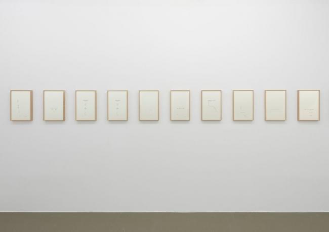 Jack Goldstein — Cortesía de la galería Maisterravalbuena
