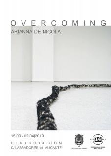 Arianna de Nicola. Overcoming
