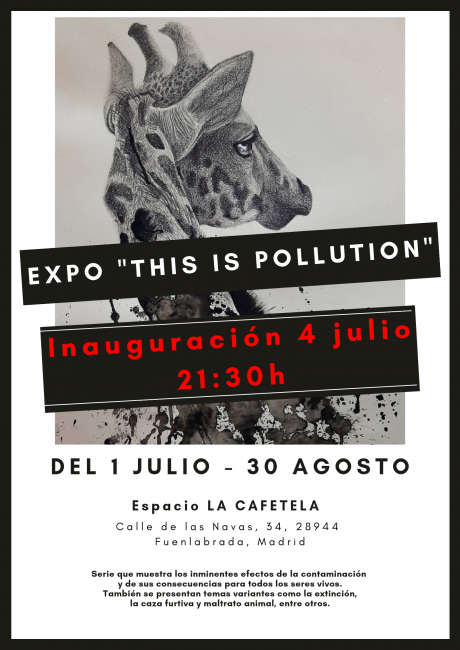 Exposición this is pollution