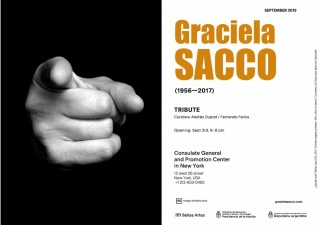 Graciela Sacco. Tribute