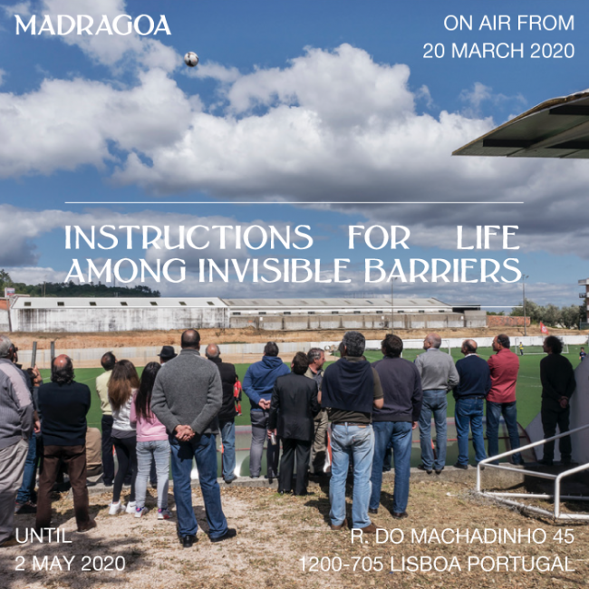 Instructions for life among invisible barriers