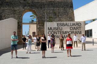 © Es Baluard Museu d'Art Contemporani de Palma, 2020.