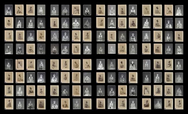 La derrota del rostro de Andrés Pachón Arrones | 10 coleccionistas europeos eligen a 10 artistas en Estampa