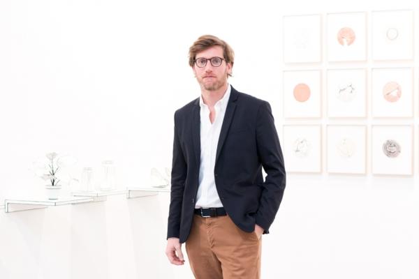 """João Azinheiro. Cortesía de Kubikgallery.   João Azinheiro: """"Kubikgallery/São Paulo busca acercar sus artistas al coleccionista sin tener que viajar a Europa"""""""
