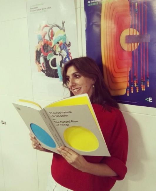 "Cortesía de Tania Pardo | Tania Pardo: ""Siempre he pensado en l@s comisari@s como sismógrafos del presente"""