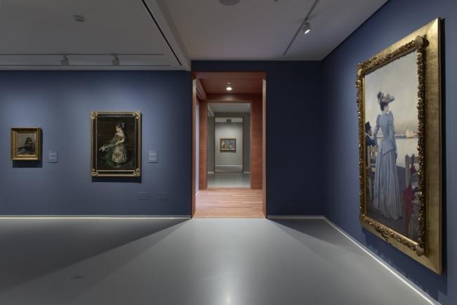 Sede de la Fundación María Cristina Masaveu Peterson ©FMCMP Marcos Morilla | Coleccionistas privados abren nuevos espacios en Madrid y Miami