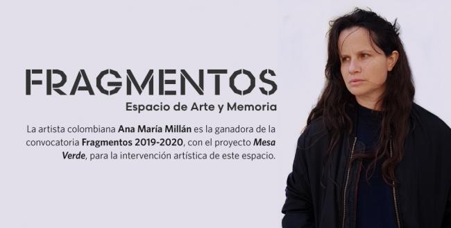 Ana María Millán. Cortesía del Museo Nacional de Colombia | Dos prestigiosas convocatorias colombianas aúpan a Ana María Millán y María José Arjona