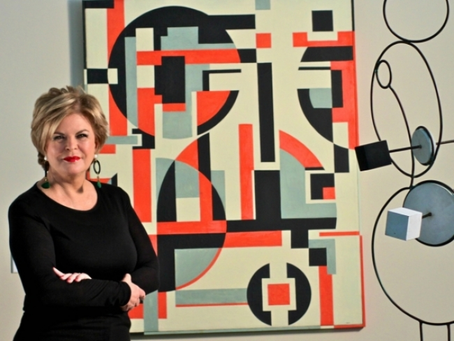 Ella Fontanals-Cisneros. Cortesía del Museum of Fine Arts Boston   CIFO cierra su espacio expositivo de Miami para transitar a un modelo de exhibición internacional