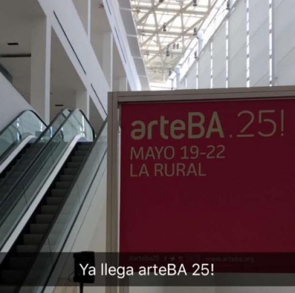 Cortesía de arteBA   arteBA celebra su 25º aniversario