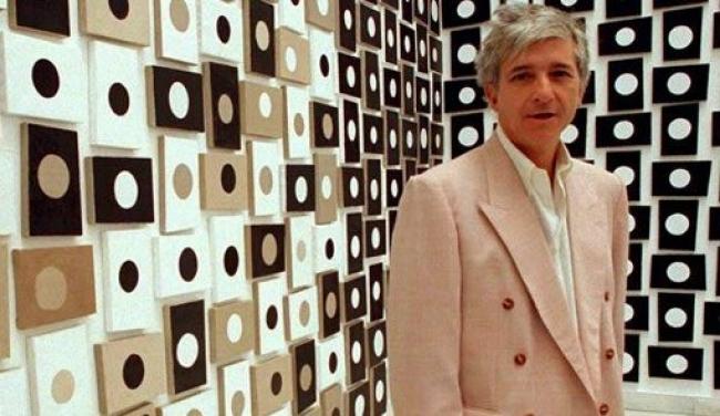 Miguel Ángel Campano, Premio Nacional de Artes Plásticas 1996. Cortesía del Ministerio de Cultura y Deporte | Muere Miguel Ángel Campano, referente de la renovación de la pintura española en los 80