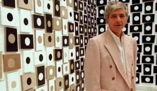 Miguel Ángel Campano, Premio Nacional de Artes Plásticas 1996. Cortesía del Ministerio de Cultura y Deporte