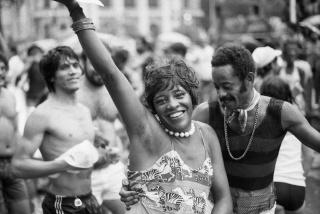 Thomas Nölle, Carnaval no Rio (Serie), 1980 © Thomas Nölle. Cortesía de Casa de América