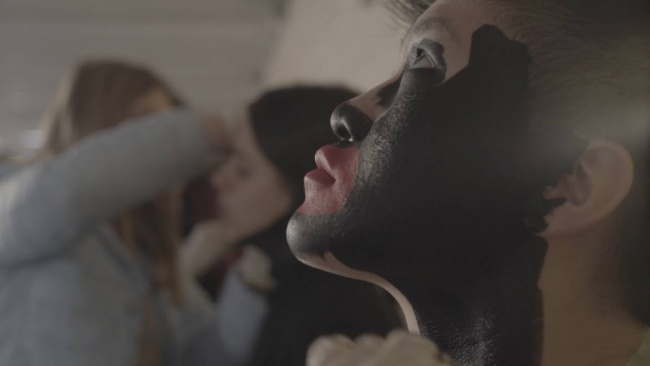 Claudia Claremi,'Amnesia colonial (estupor)'. Cortesía de Fundación Montemadrid | Arte emergente español, colombiano, chileno, peruano y argentino, en las últimas convocatorias falladas