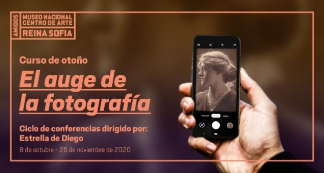 Cortesía de la Fundación Amigos Museo Reina Sofía   #Quenoparelaformación: en Cultura UNAM y Fundación Amigos Museo Reina Sofía en online y presencial