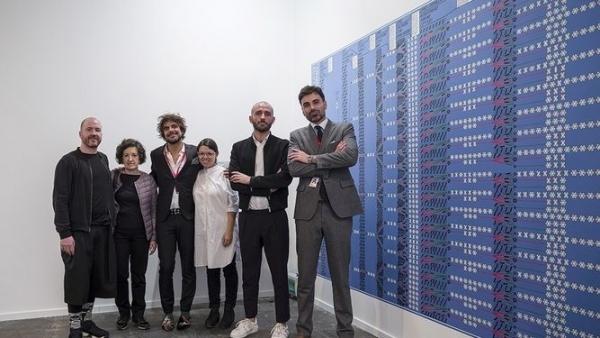 Julia Spínola y Lawrence Abu Hamdan. Premio ARCO CAM para Jóvenes Artistas   Hasta once premios fallados en ARCOmadrid 2017